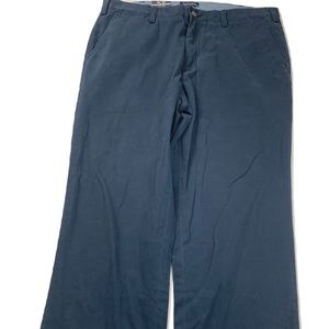 Nautica Classic Fit Tru Navy Anchor The Deck Pants